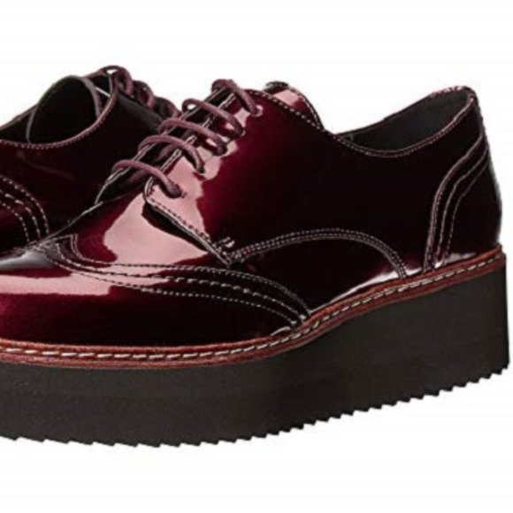 Shellys London Shoes | Tommy Burgundy